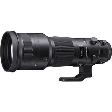 SIGMA 500mm f/4.0 DG OS HSM Sport pro Nikon (SI 185955)