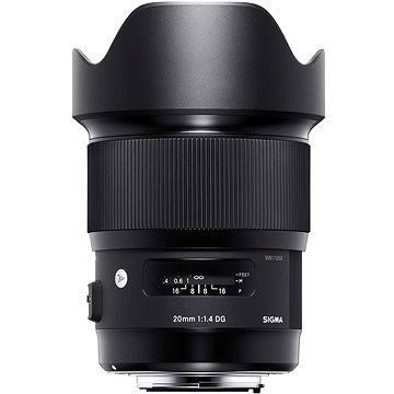 SIGMA 20mm F1.4 DG HSM ART Nikon (12122300) + ZDARMA Štětec na optiku Hama Lenspen