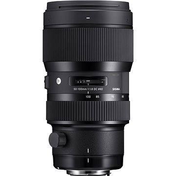 SIGMA 50-100mm F1.8 DC HSM ART Nikon (SI 693955) + ZDARMA Štětec na optiku Hama Lenspen