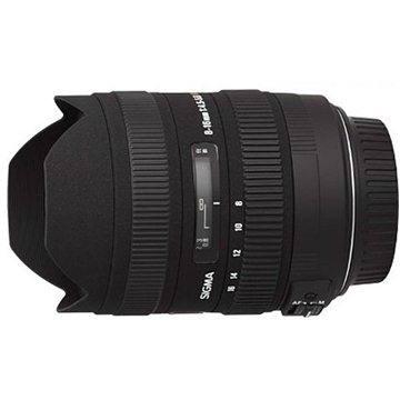 SIGMA 8-16mm F4.5-5.6 AF DC HSM pro Nikon (SI 203955)