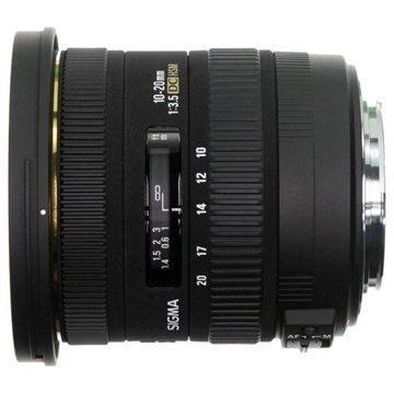 SIGMA 10-20mm F3.5 AF EXDC HSM F pro Sony (SI 5A9955) + ZDARMA Štětec na optiku Hama Lenspen