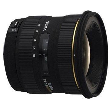 SIGMA 10-20mm F4-5.6 EX DC HSM pro Nikon (12056300)