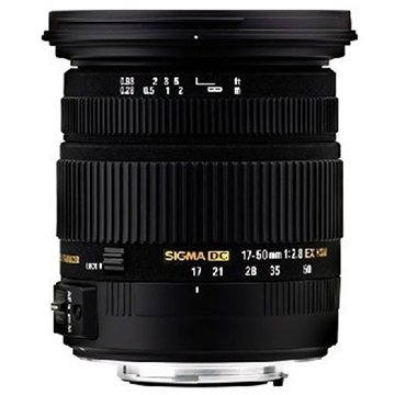 SIGMA 17-50mm f/2.8 EX DC OS HSM pro Canon (SI 583954)