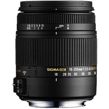 SIGMA 18-250mm f/3.5-6.3 DC Macro OS HSM pro Sony (14105200)