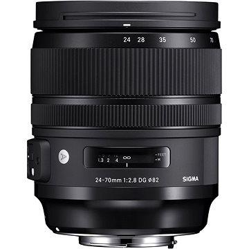 SIGMA 24-70mm f/2.8 DG OS HSM ART pro Canon (SI 576954)