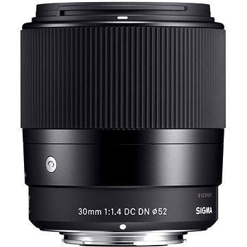 SIGMA 30mm F/1.4 DC DN Contemporary Sony (SI 302965)