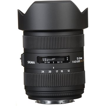 SIGMA 12-24mm f/4.5-5.6 II DG HSM pro Canon (SI 204954)