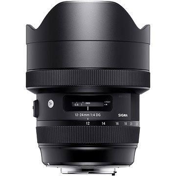 SIGMA 12-24mm F4 DG HSM Art pro Canon (SI 205954) + ZDARMA Štětec na optiku Hama Lenspen