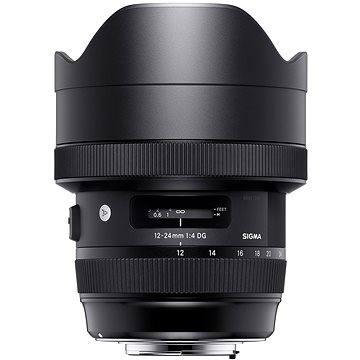 SIGMA 12-24mm F4 DG HSM Art pro Nikon (SI 205955) + ZDARMA Štětec na optiku Hama Lenspen
