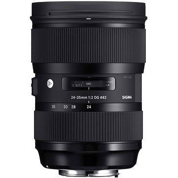 SIGMA 24-35mm f/2.0 DG HSM ART Canon (14121100)