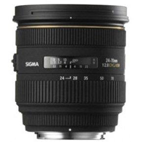 SIGMA 24-70mm F2.8 IF EX DG HSM pro Canon (SI 571954)