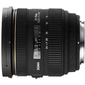 SIGMA 24-70mm F2.8 IF EX DG HSM pro Pentax (SI 571961)