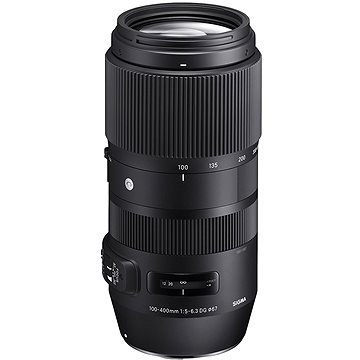 Sigma 100-400mm f/5-6,3 DG OS HSM Contemporary pro Canon (SI 729954)