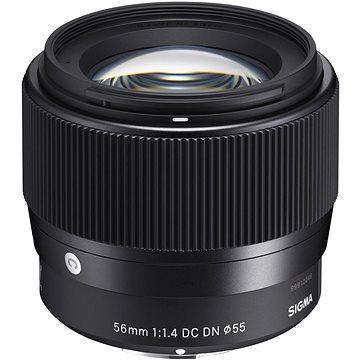 SIGMA 56mm f/1.4 DC DN pro Olympus/Panasonic (řada Contmporary) (SI 351963)