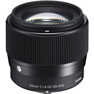 SIGMA 56mm f/1.4 DC DN Sony E (řada Contmporary) (SI 351965)