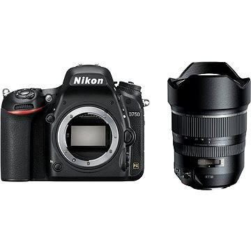 Nikon D750 + Tamron 15-30mm + ZDARMA Paměťová karta Lexar 32GB SDHC 200x Premium (Class 10) Fotobatoh Rollei Canyon L - 35L šedivo-oranžový Příslušenství Terronic Odrazná deska 5-in-1 / 80cm