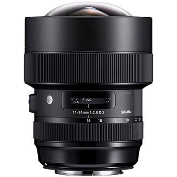 SIGMA 14-24mm f/2.8 DG HSM ART pro Canon