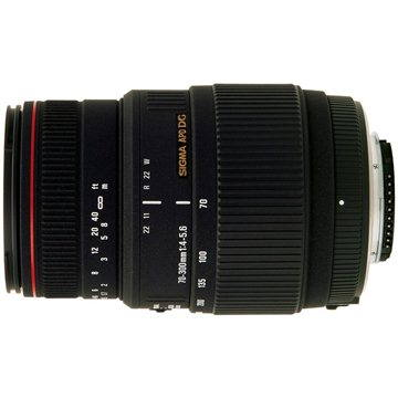 SIGMA 70-300mm F4.0-5.6 APO DG MACRO pro Pentax (SI 508945) + ZDARMA Štětec na optiku Hama Lenspen