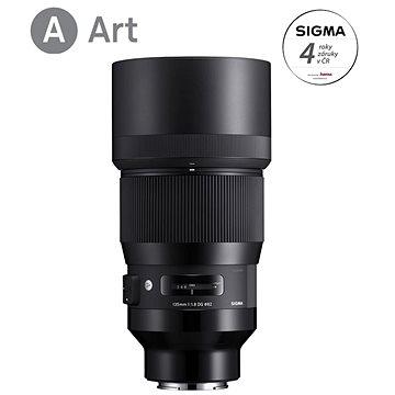 SIGMA 135mm f/1.8 DG HSM ART pro Sony E (SI 240965)
