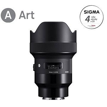 SIGMA 14mm f/1.8 DG HSM ART pro Sony E (SI 450965)