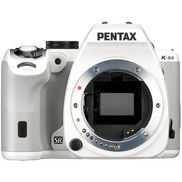 PENTAX K-S2 bílý (11889)