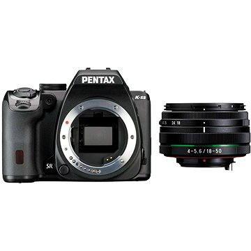 PENTAX K-S2 černý + 18-50mm WR (11598)
