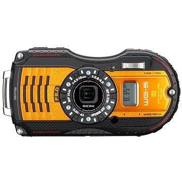 PENTAX RICOH WG-5 GPS Orange (04663)