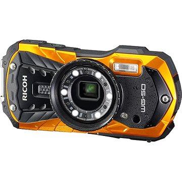 RICOH WG-50 Mount kit oranžový (0458200)