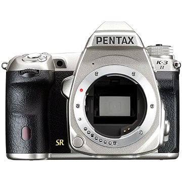 PENTAX K-3 II tělo Silver Edition (16230)