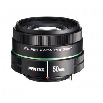 PENTAX smc DA 50mm F1.8 (22177) + ZDARMA Štětec na optiku Hama Lenspen