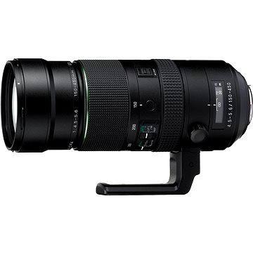 PENTAX HD D-FA 150-450mm F4.5-5.6 ED DC AW (21340)