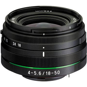 PENTAX HD DA 18-50mm F4-5.6 DC WR RE (21357)