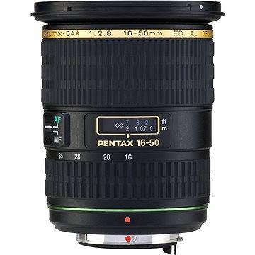 PENTAX smc DA 16-50mm F2.8 ED AL [IF] SDM (21650) + ZDARMA Štětec na optiku Hama Lenspen