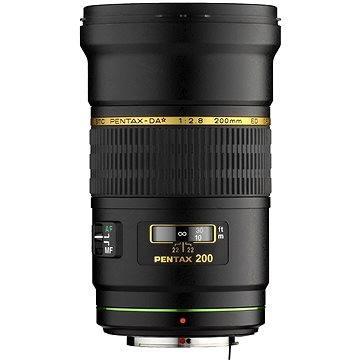 PENTAX smc DA 200mm F2.8 ED [IF] SDM (21700)