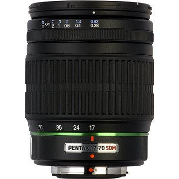 PENTAX smc DA 17-70mm F4 AL SDM (21740)