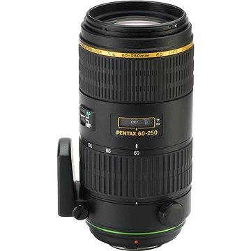 PENTAX smc DA 60-250mm F4ED (IF) SDM (21750)
