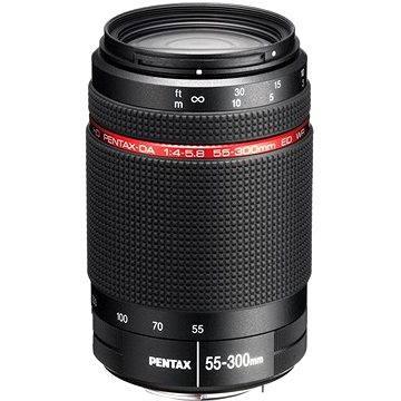 PENTAX HD DA 55-300mm f/4.5-5.8 ED WR (22270)