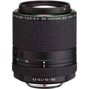 PENTAX HD DA 55-300mm f/4.5-6.3 ED PLM WR RE (21277) + ZDARMA Štětec na optiku Hama Lenspen