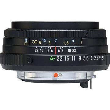 PENTAX smc FA 43mm F1.9 Ltd. Black (20180)