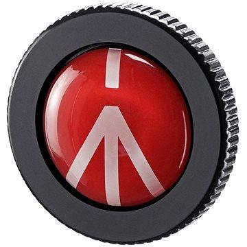 Manfrotto ROUND-PL, náhradní destička pro stativy řady Compact Activ (MA ROUND-PL)