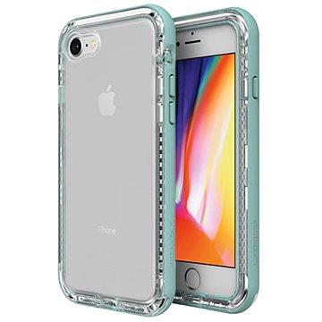 LifeProof Next pro iPhone 7/8 průhledné - světlá zelená (77-57192)