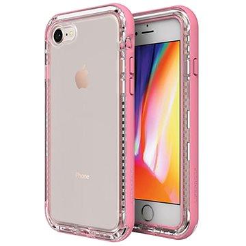 LifeProof Next pro iPhone 7/8 průhledné - růžové (77-57193)