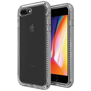 LifeProof Next pro iPhone 7+/8+ průhledné - šedé (77-57195)