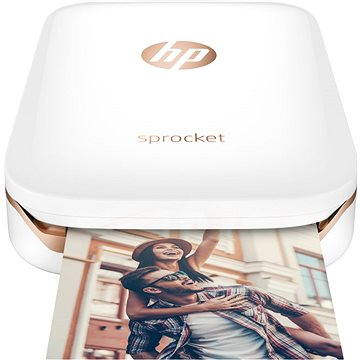 HP Sprocket Photo Printer bílá (Z3Z91A)
