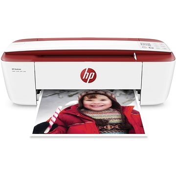 HP DeskJet 3788 červená Ink Advantage All-in-One (T8W49C)