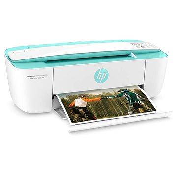 HP DeskJet 3789 tyrkysová Ink Advantage All-in-One (T8W50C)