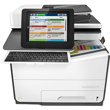 HP PageWide Enterprise 586z (G1W41A)