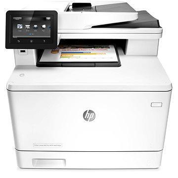 HP Color LaserJet Pro MFP M477fdw JetIntelligence (CF379A)
