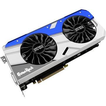 PALIT GeForce GTX 1070 GameRock Premium Edition (NE51070H15P2G)