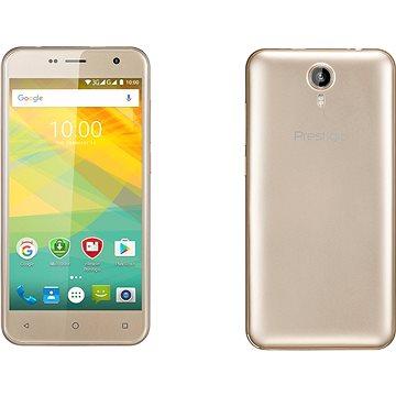 Prestigio MUZE B3 Gold (PSP3512DUOGOLD) + ZDARMA Bezpečnostní software Kaspersky Internet Security pro Android pro 1 mobil nebo tablet na 6 měsíců (elektronická licence) Digitální předplatné Interview - SK - Roční od ALZY Digitální předplatné Týden - ročn